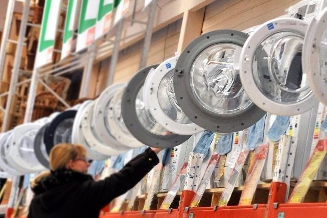 A Dél-Dunántúlon is kapósak a mosógépek