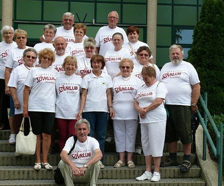 Pécsen járt a Dombóvári Szívklub Egyesület