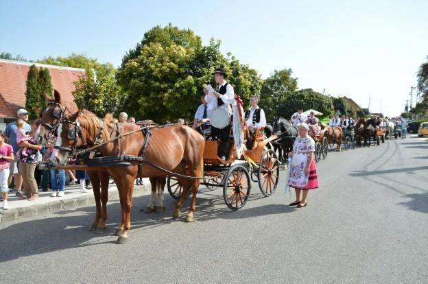 Szüreti mulatságra készül Dunakömlőd