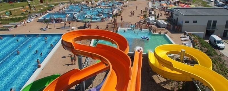 A Tolna megyei fürdők is előkelő helyen végeztek Az Év Fürdője versenyen