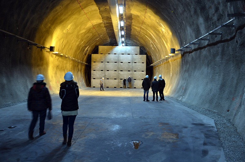 Föld alatti sétára hív Bátaapáti a Kulturális Örökség Napjain