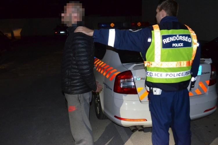 A tolna megyei rendőrök őrizetbe vették az embercsempészt