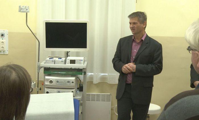 Új helyen működik tovább a gasztroenterológiai szakrendelés Pakson