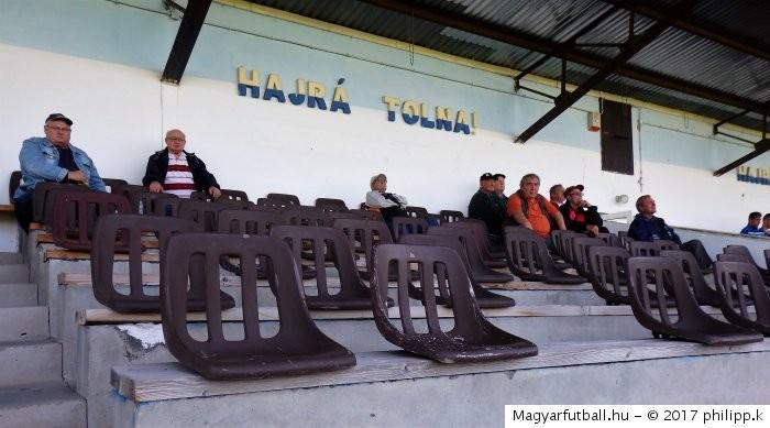 Újabb fejlesztés várható a tolnai sportpályán