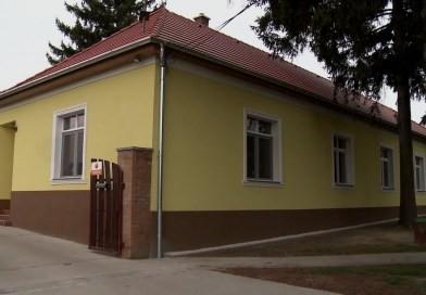 Befejezték a Bikácsi Községháza felújítását