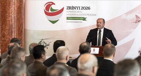 A Magyar Honvédség garantálja a magyarok biztonságát