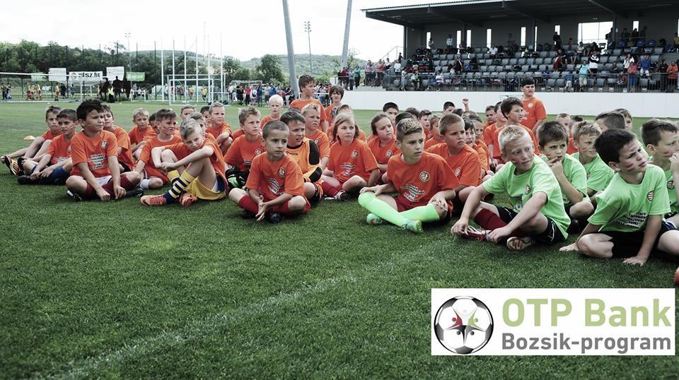 Összeállt a Bozsik Bajnokok-program nyugati válogatottja -Tolna megye 18 fővel képviselteti magát