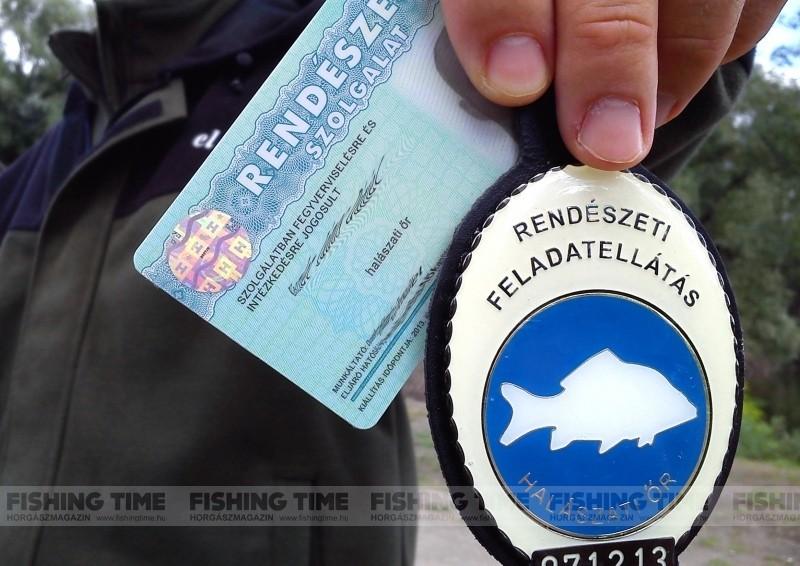 Halászati őr és társadalmi halőr tanfolyam és vizsga indul Tolna megyében