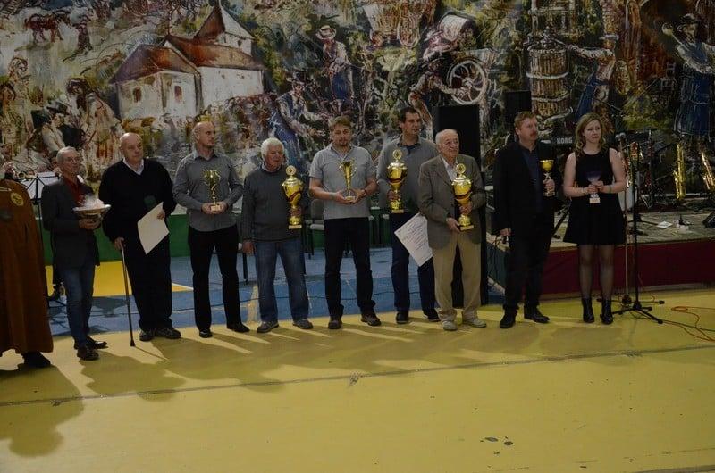 Szekszárd is elnyerte a Magyarországi Németek Fehér- Rozé- és Vörösbora 2018 címet