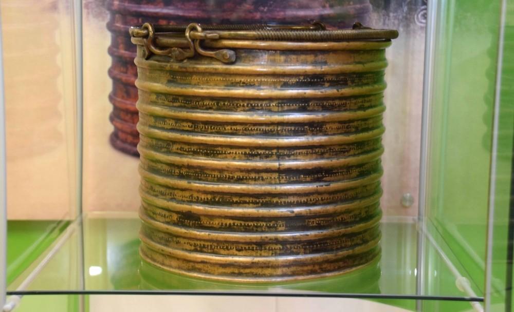 Különleges tárgy volt látható a dombóvári múzeumban