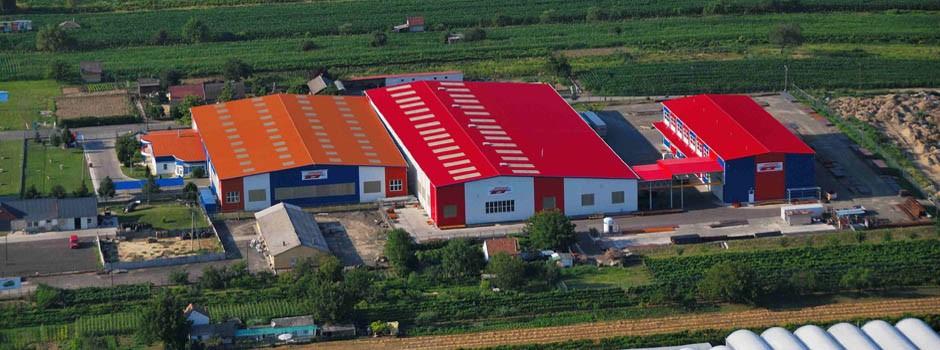 Új ajtók nyílnak meg 800 milliós fejlesztésével a szekszárdi Ferropatent Zrt. előtt