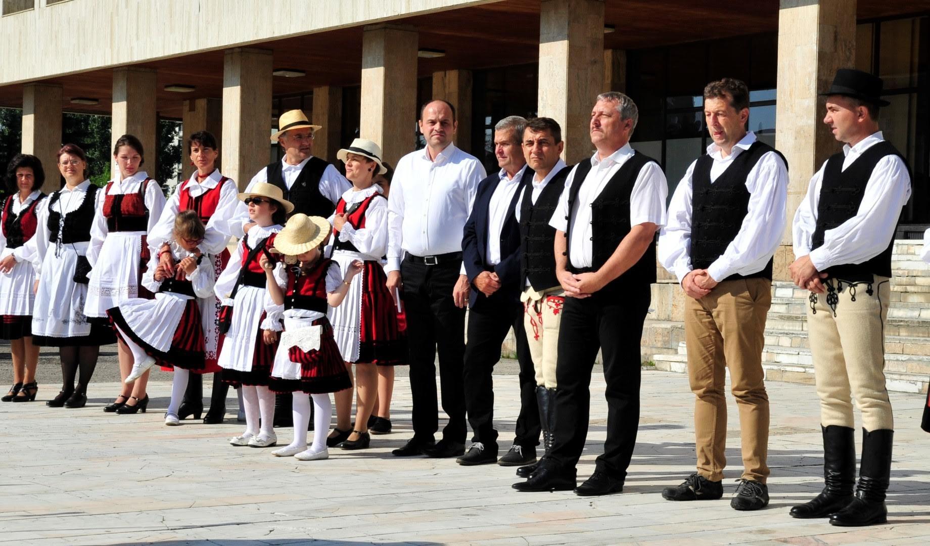 Tolna megyei delegáció járt Hargita megyében a hétvégén