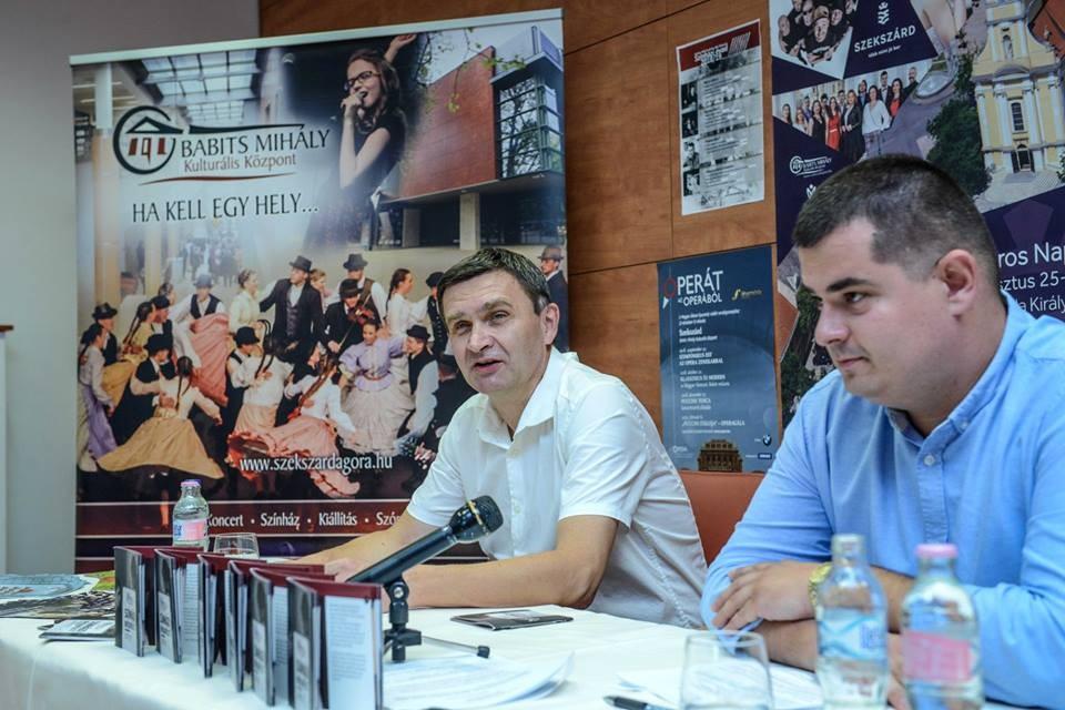 Megjelent a Babits Mihály Kulturális Központ új évadának műsorfüzete