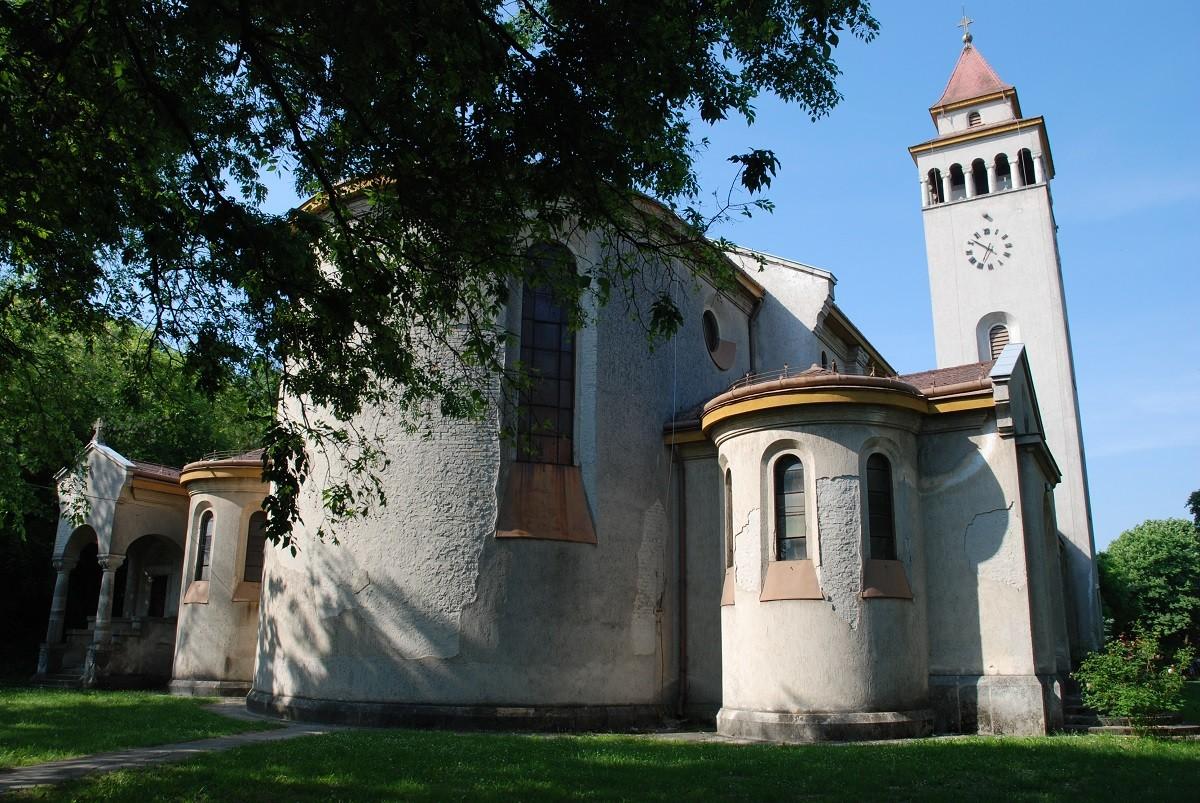 Megújul a 15. századi csodakegyhely Bátán