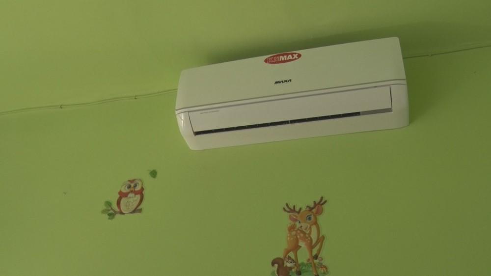 Légkondicionálókat kaptak ajándékba Dombóvár gyermekorvosi rendelői