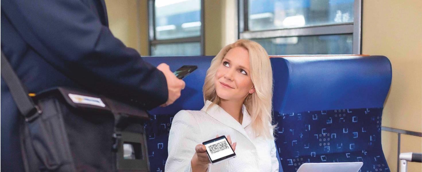 MÁV: idén hatszázmilliót spóroltak az utasok az elektronikus jegyvásárlással