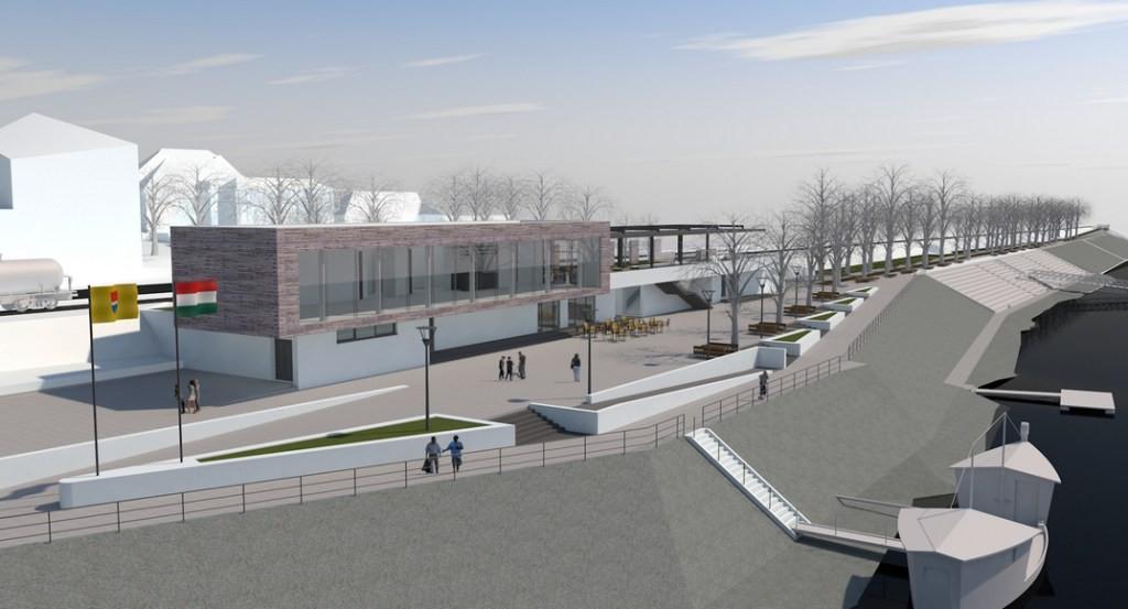 Készülnek a tervek a Duna-part rekonstrukciójához