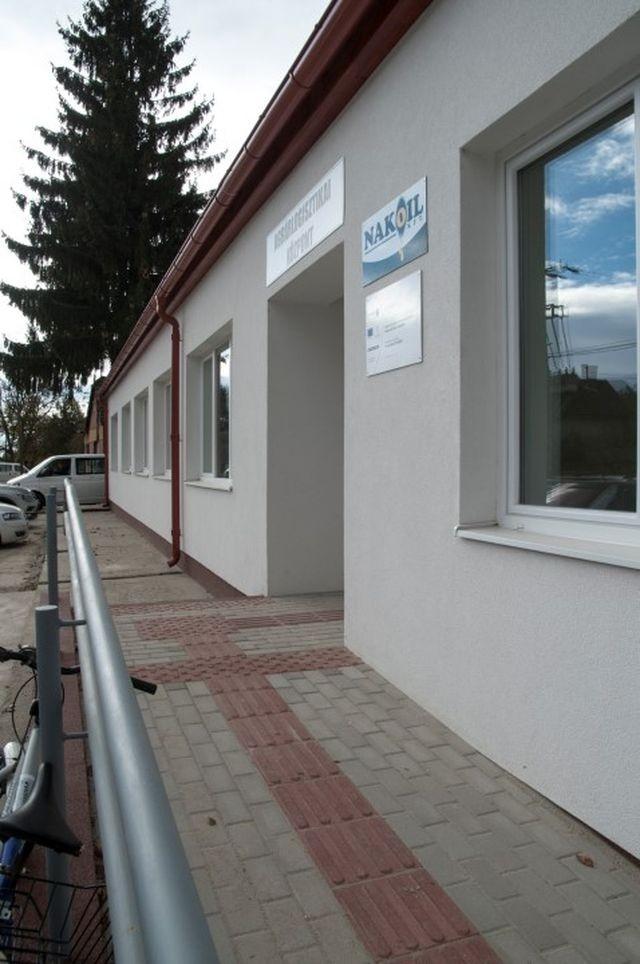 Agrárlogisztikai Központot alakítottak ki Nakon