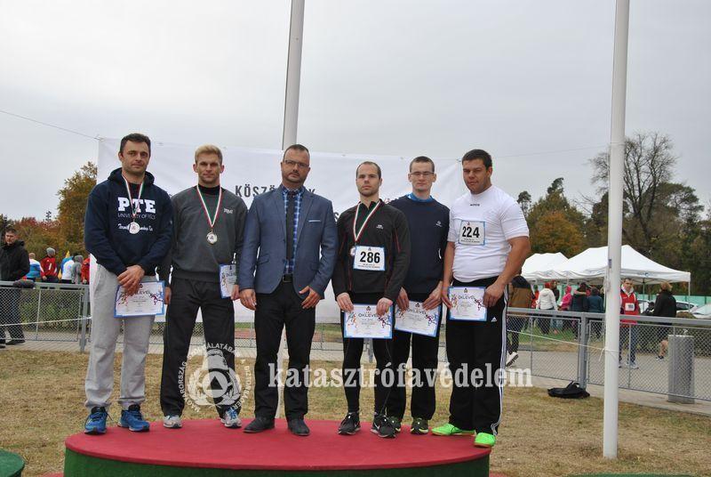 Tolna megye csapata második lett az országos atlétikai bajnokságon