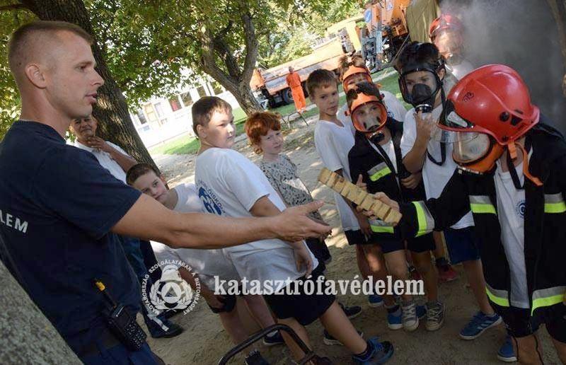Tolna megyei diákok jelentkezzetek! - ifjúsági versenyt hirdetett a katasztrófavédelem