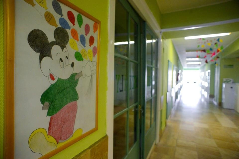 Újabb emelete újult meg a Tolna Megyei Balassa János Kórház gyerekosztályának