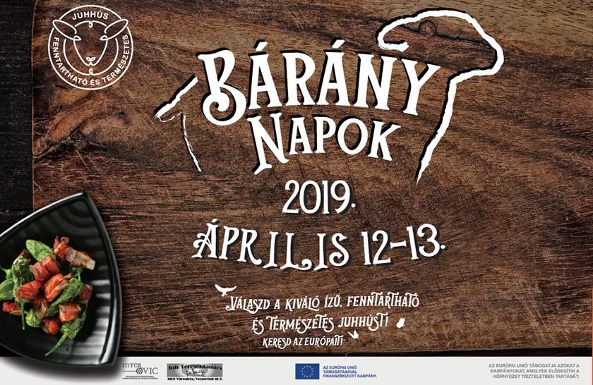 Április 12-13-án újra Bárány Napok!