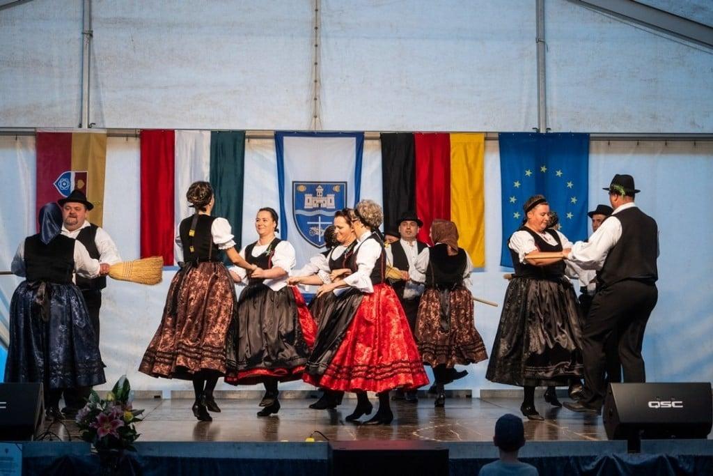 A huszonegyedik német nemzetiségi napot tartják Pakson
