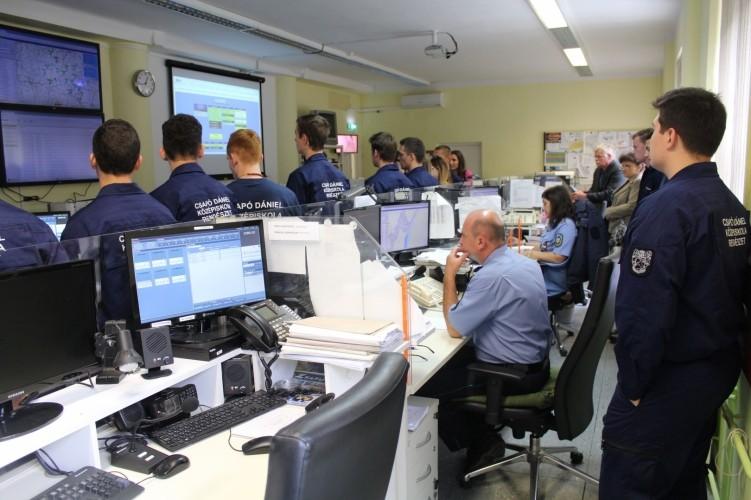 Pályaorientációs napot tartott a Tolna Megyei Rendőr-főkapitányság