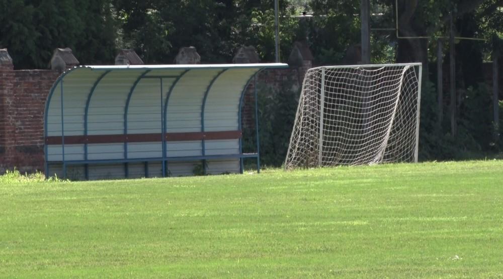 Felújították a dombóvári futballisták játékterét