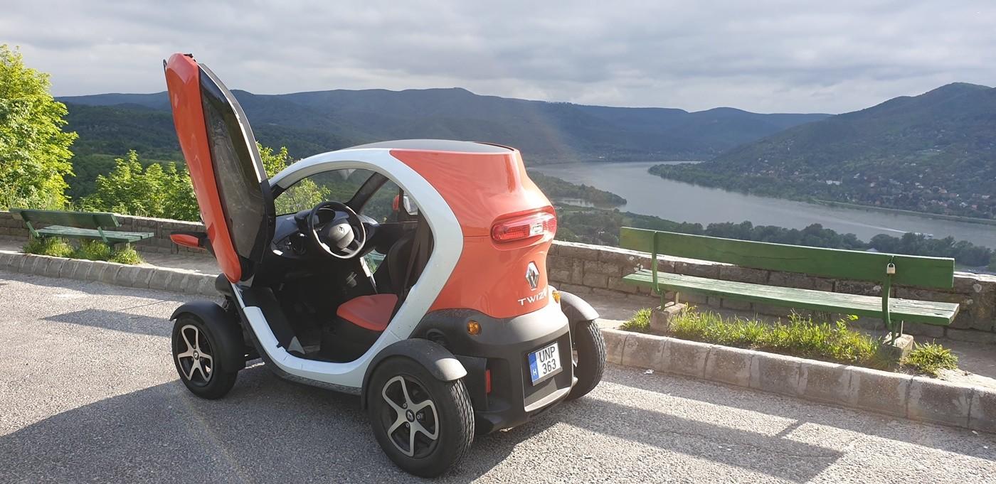 Az országban elsőként: E-Élménymobil a Silvanusban!